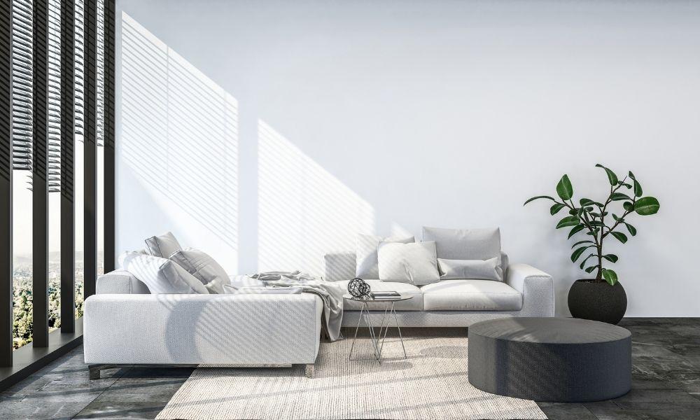 רעיונות לעיצוב הסלון הגדול שלכם